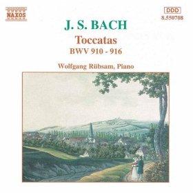 Toccata in D minor, BWV 913 - Bach