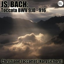 Toccata in F sharp major, BWV 910 - Bach