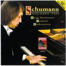 Abegg Variations, Op.1 - Schumann