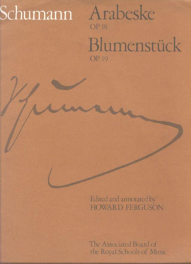 Blumenstuck, Op.19 - Schumann