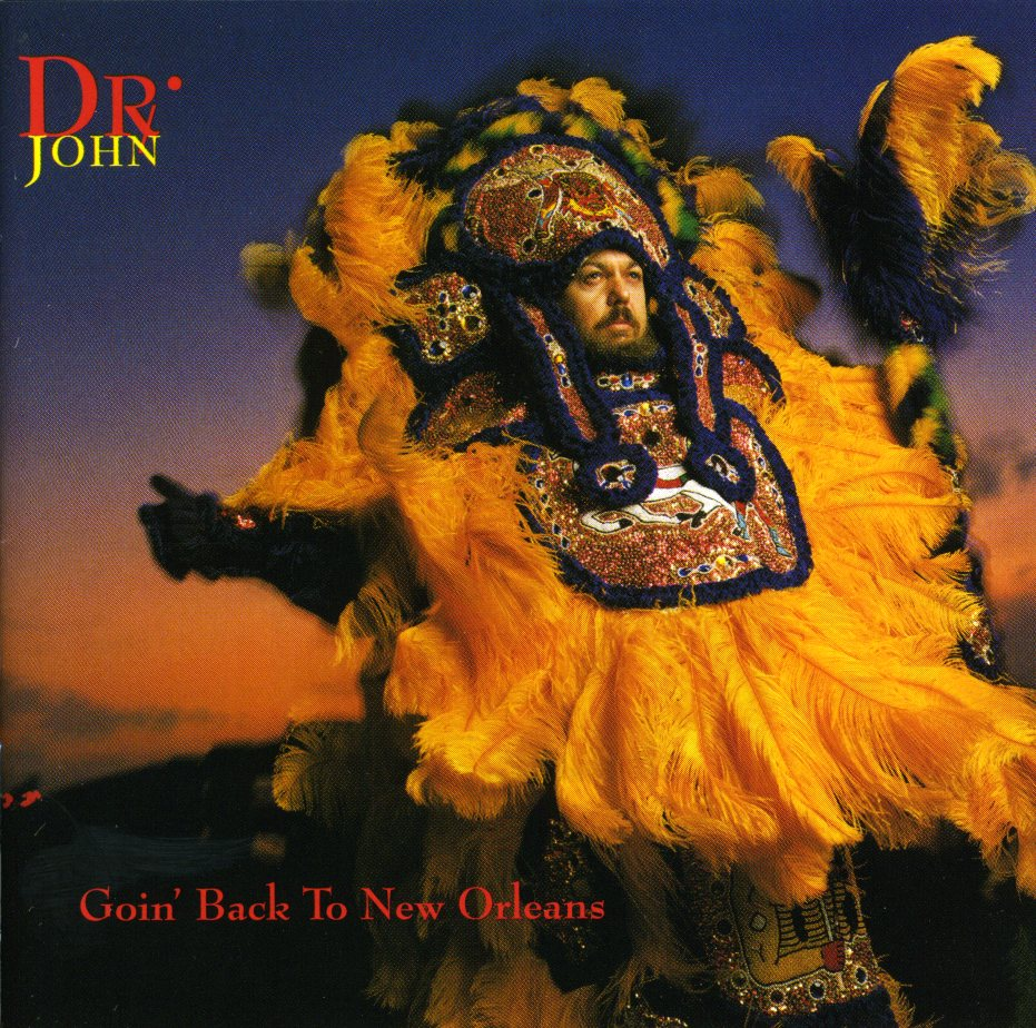 Down In New Orleans - Dr. John