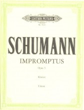 Impromptus, Op.5 - Schumann