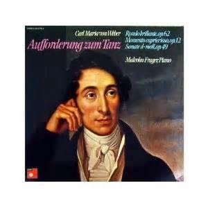 Momento capriccioso, Op.12 - Weber