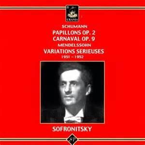 Papillons, Op.2 - Schumann