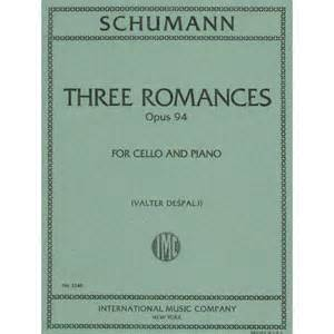 Three Fantasiestucke, Op.111 - Schumann