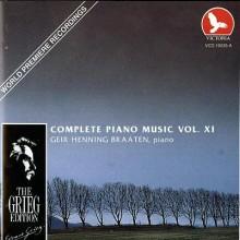 Album Leaf, EG 109 - Grieg