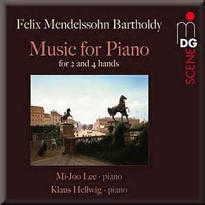 Andante con Variazioni, Op.82 - Mendelssohn