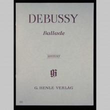 Ballade - Debussy