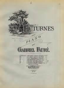 Barcarolle No.8, Op.96 - Faure