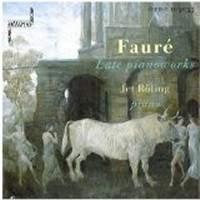 Barcarolle No.9, Op.101 - Faure