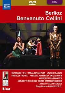 Benvenuto Cellini - Berlioz