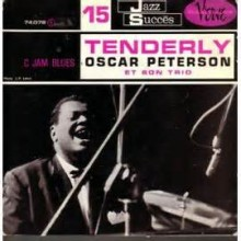 C Jam Blues - Oscar Peterson