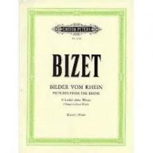 Chants du Rhin - Bizet