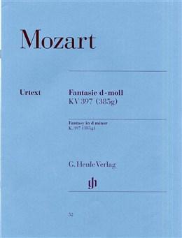 Fantasy No.3, K.397 - Mozart