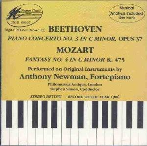 Fantasy No.4, K.475 - Mozart