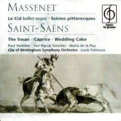 Feuille d'album, Op.117 - Massenet