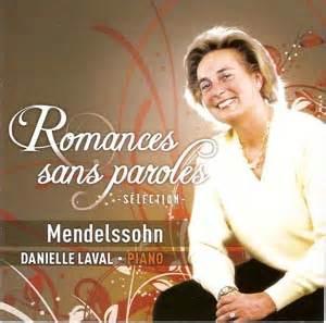 Feuille d'album, Op.117 - Mendelssohn