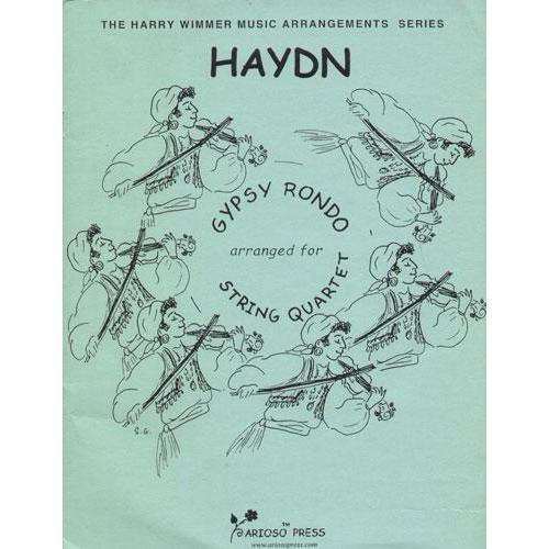 Gypsy Rondo in G major - Haydn