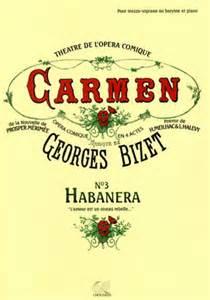 Habanera - Bizet