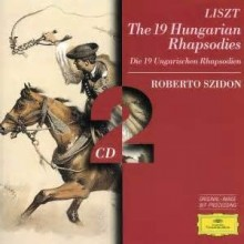 Hungarian Rhapsody No.4, S.244/4 - Liszt