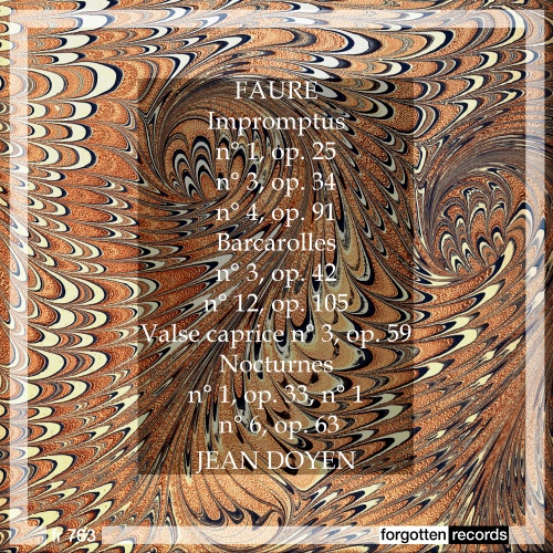 Impromptu No.1, Op.25 - Faure