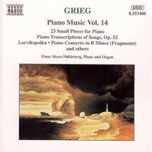 Larvikspolka, EG 101 - Grieg