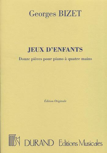 Les Quatre Coins - Bizet
