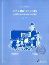 Les Cinq Doigts, Op.777 - Czerny