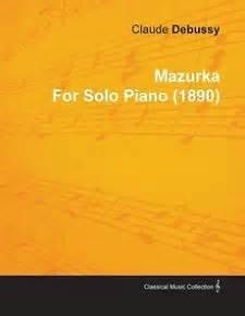 Mazurka - Debussy