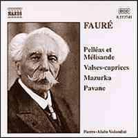 Mazurka, Op.32 - Faure