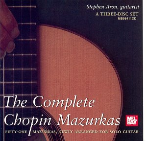Mazurkas Op.33 - Chopin