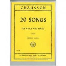 Le Charme - Chausson