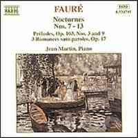 Nocturne No.10, Op.99 - Faure