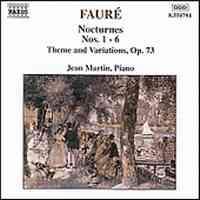 Nocturne No.4, Op.36 - Faure