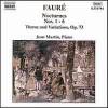 Nocturne No.6, Op.63- Faure