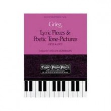 Poetic Tone-Picture, Op.3 - Grieg