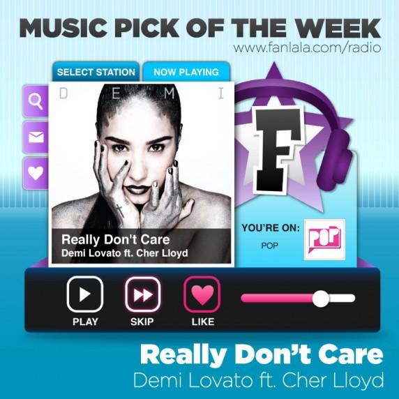 Really Don't Care - Demi Lovato