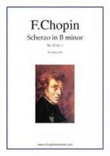 Scherzo B Minor, Op.20 - Chopin