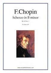 Scherzo B Minor, Op.20 - Chopin