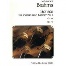 Sonata No.1 in C major - Brahms