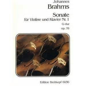 Sonata No.1 in C major - Brahms