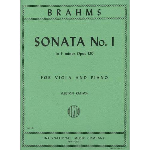 Sonata No.2 in f sharp minor - Brahms