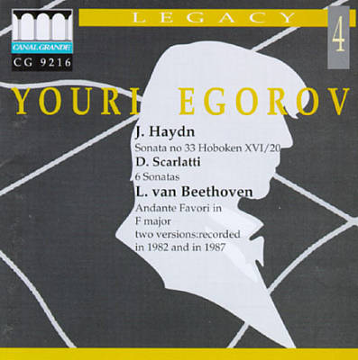 Sonata No.33 in D major - Haydn