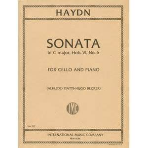 Sonata No.6 in G major - Haydn