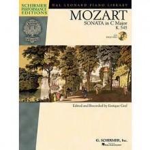 Sonata in C major, K.545 - Mozart