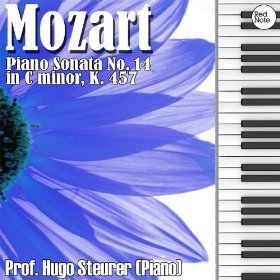 Sonata in C minor, K.457 - Mozart