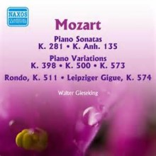 Sonata in F major, K.547 - Mozart