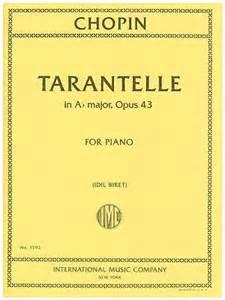 Tarantelle - Chopin