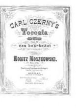 Toccata, Op.92 - Czerny