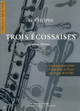 Trois Ecossaises - Chopin